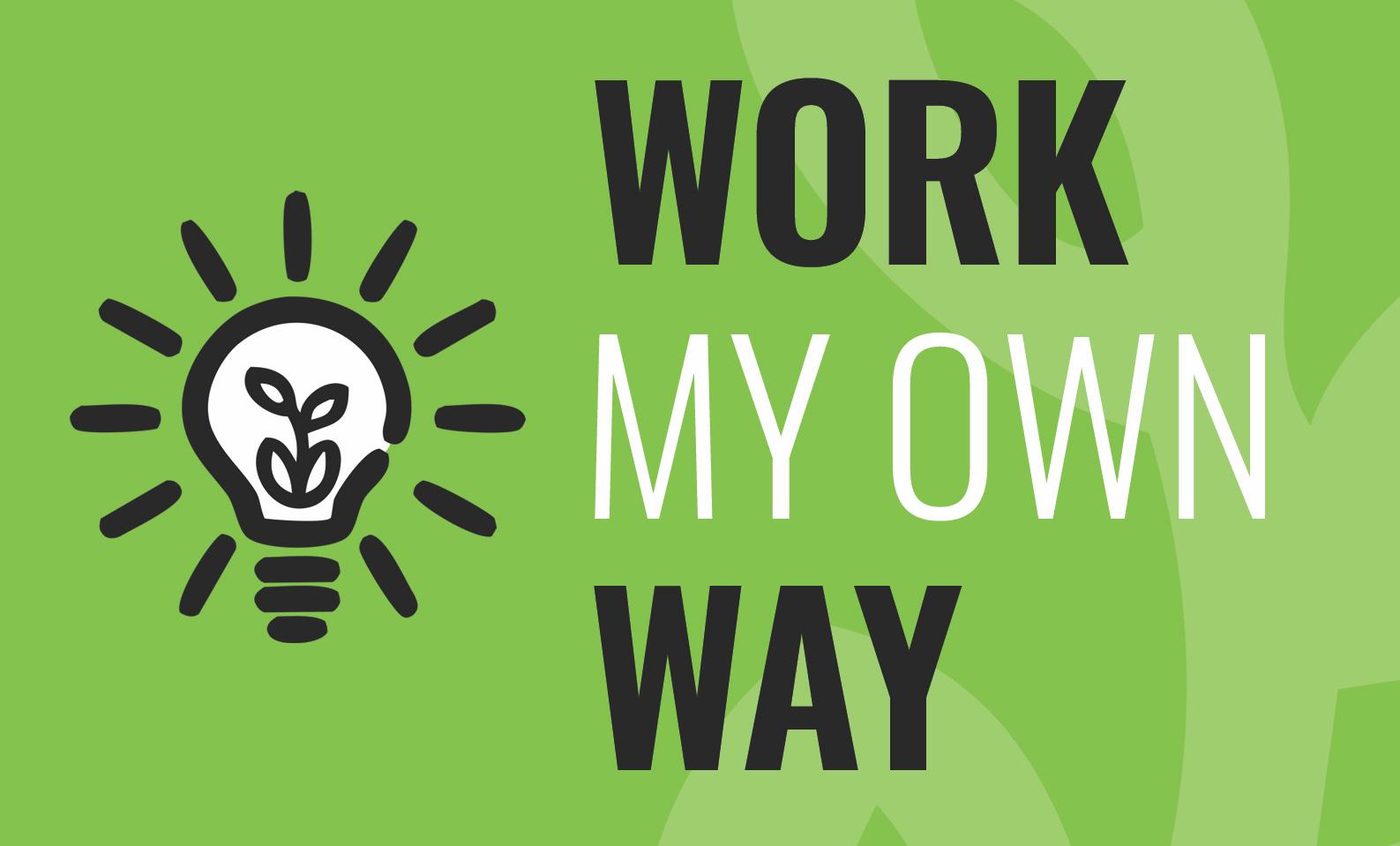 Work My Own Way Logo
