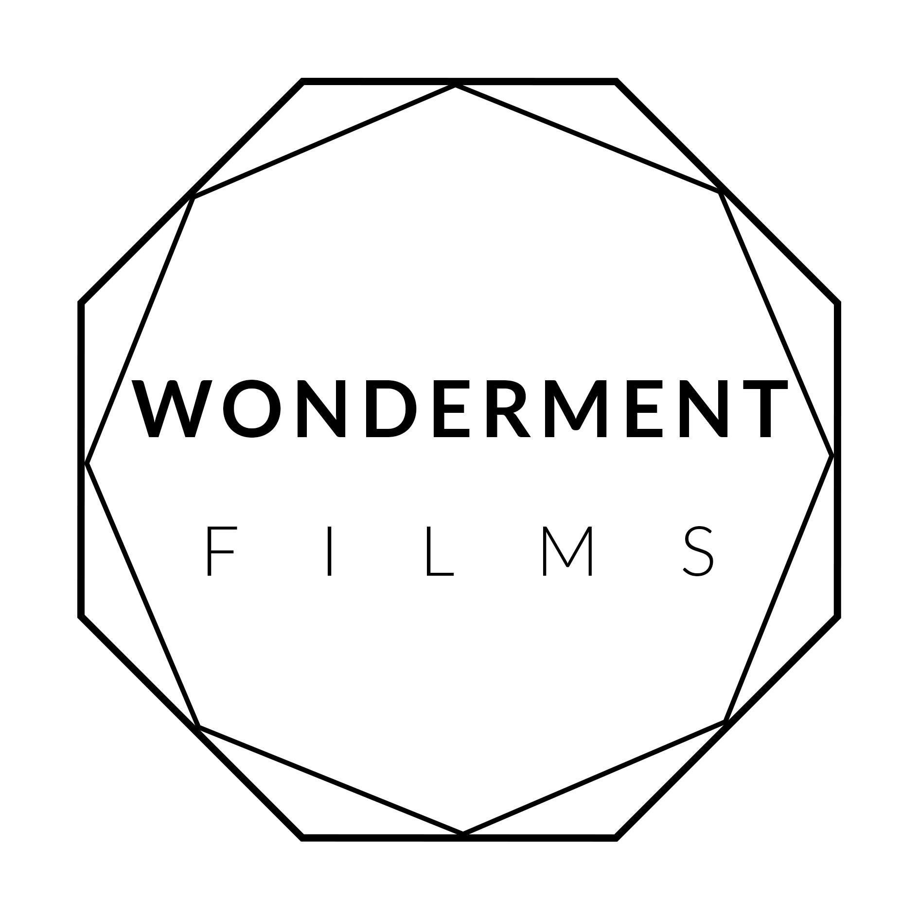 Wonderment Films Logo using coworking space