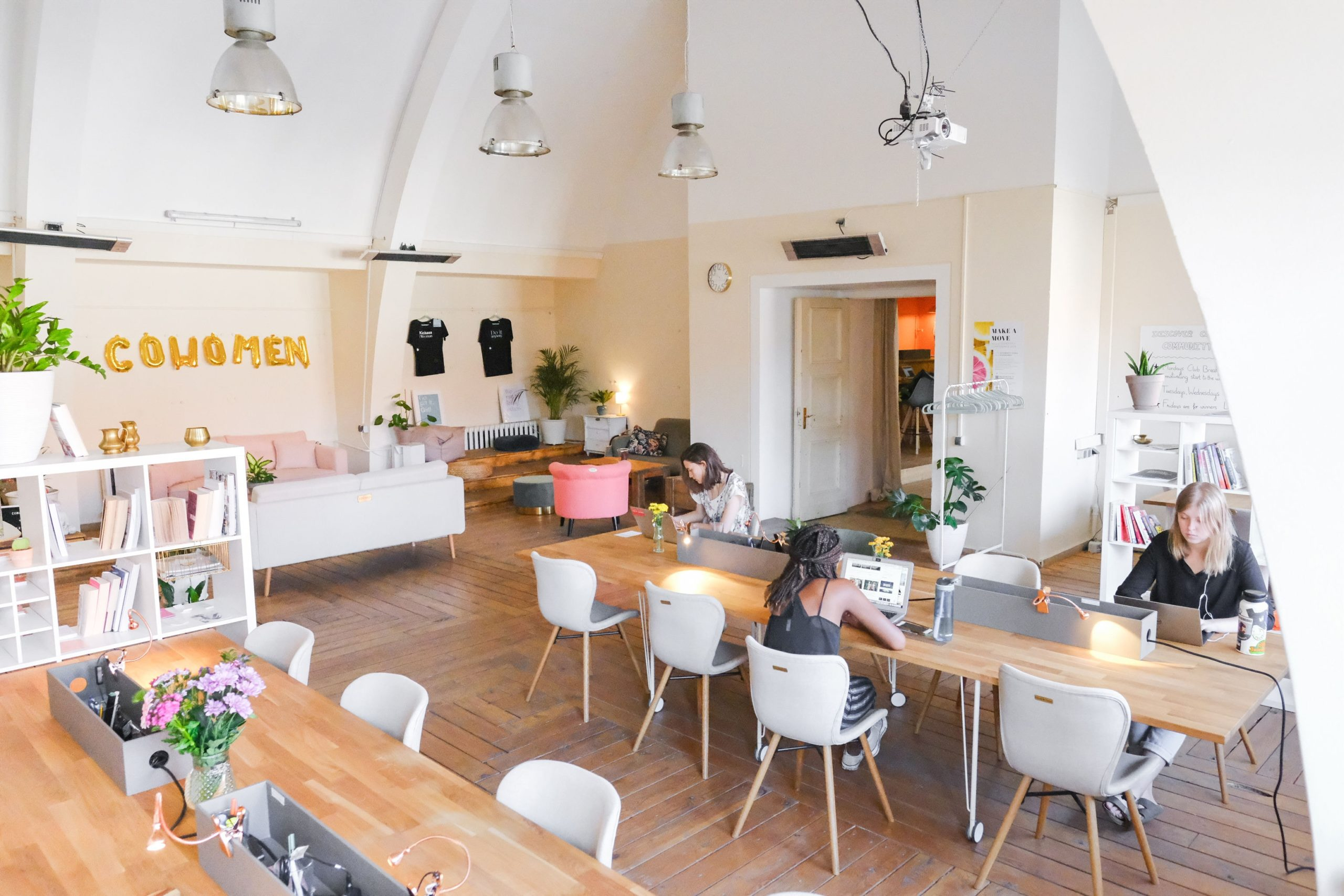 Coworking for women