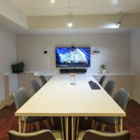 Herd Coworking meeting room